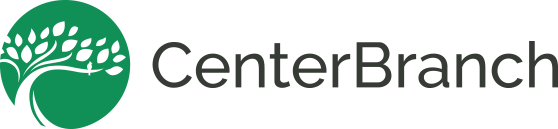 large CenterBranch logo