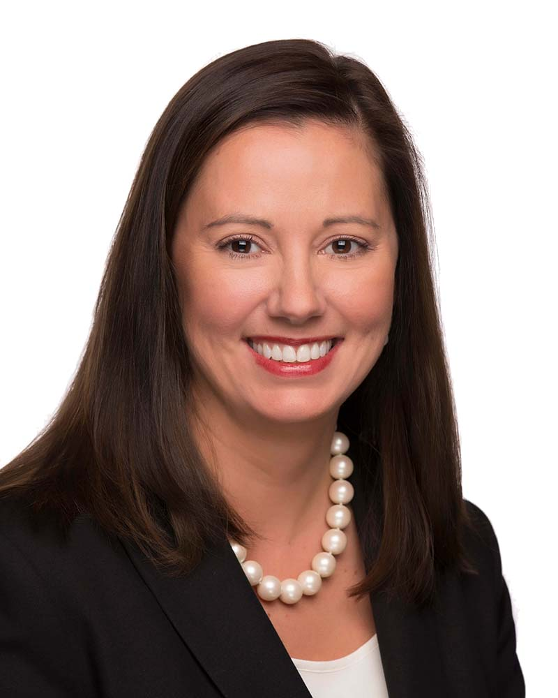 headshot of Stacy Henry, CEO of CenterBranch, with white background